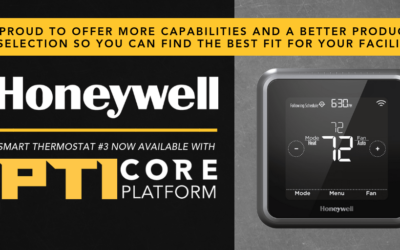 PTI Security Systems Offers New Integration with Honeywell
