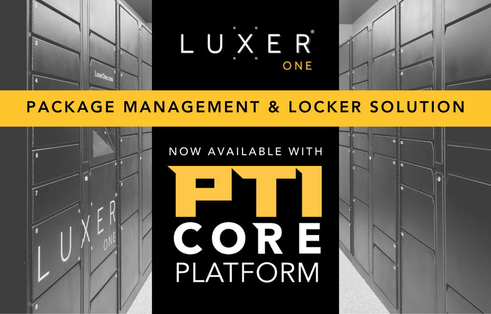 PTI Security Systems Integrates with Luxer One