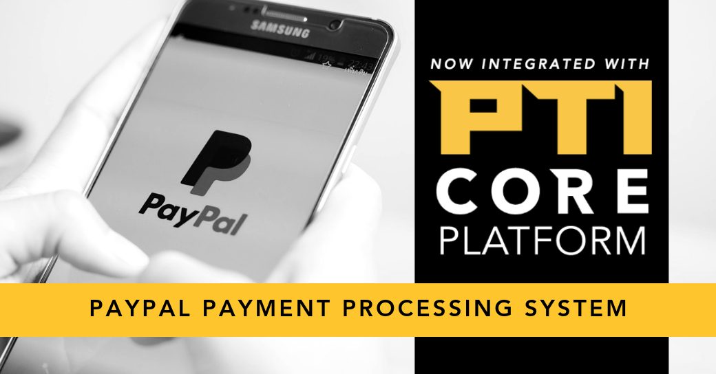PTI Security Systems Integrates with PayPal