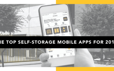 The Top Self-Storage Mobile Apps for 2019