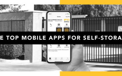 The Top Mobile Apps for Self-Storage Operations
