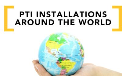 PTI Installations Around the World