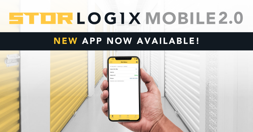 PTI Security Systems Announces Release of StorLogix Mobile 2.0