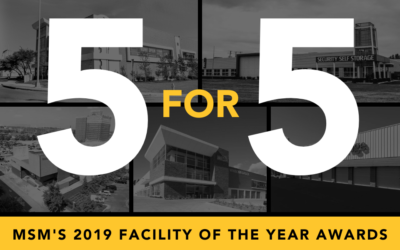 PTI Security Systems Goes 5 for 5 as the Security Provider of MiniCo's 2019 Facilities of the Year