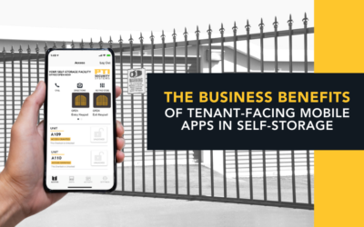 The Business Benefits of Tenant-Facing Mobile Apps in Self-Storage