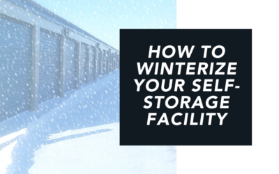 How to Winterize Your Self-Storage Facility