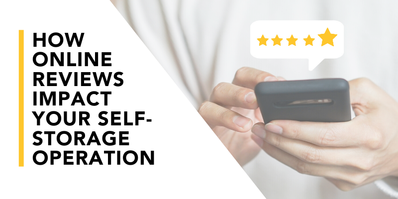 How Online Reviews Impact Your Self-Storage Operation
