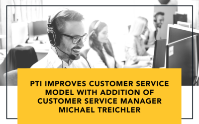 PTI Security Systems Improves Customer Service Model with the Addition of Customer Service Manager Michael Treichler