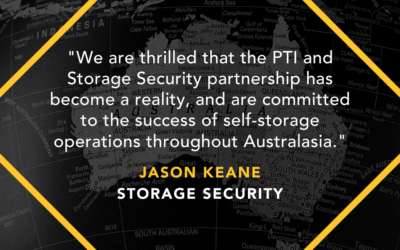 PTI Security Systems Announces Strategic Partnership  for Expansion in Australasian Marketplace