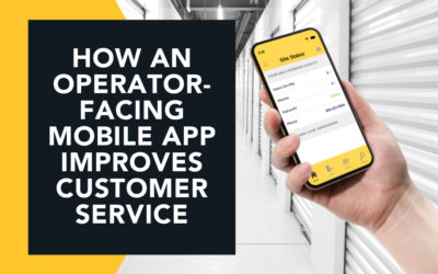 How an Operator-Facing Mobile App Improves Customer Service