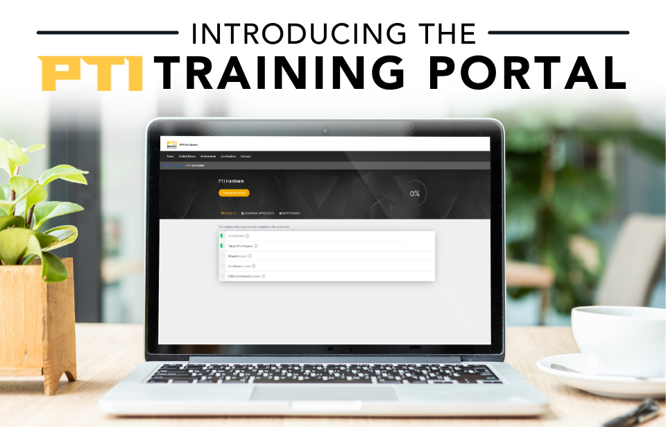 PTI Security Systems Announces Release of  Learning Management System for Partners